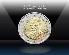 GREECE 2 EURO 2018 ( Kostis Palamas – 75 years ) Commemorative 2 Euro Coin * UNC