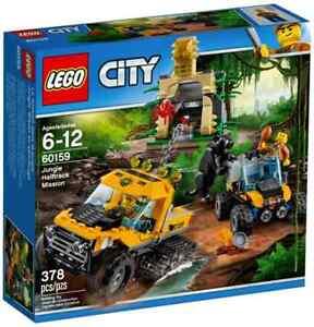 LEGO 60159- L4EXCURSION DANS LA JUNGLE - 2017