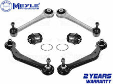 FOR BMW X5 E53 REAR LOWER UPPER SUSPENSION CONTROL ARMS HUB ROSE JOINT BUSHES