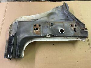 87-93 Ford Mustang Door Pillar Sheet Metal Repair Door Hangar Rust & Rot Fix OEM