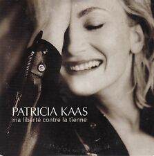 Patricia Kaas CD Single Ma Liberté Contre La Tienne - France (VG+/EX)