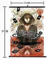 HOT Japan Anime Amnesia  Wall Poster Scroll Home Decor Cosplay 819