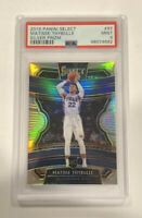 2019-20 Panini Select Matisse Thybulle Silver Prizm #97 RC Rookie PSA 9 MINT📈📈