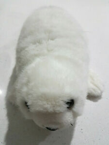 Seal Plush Doll