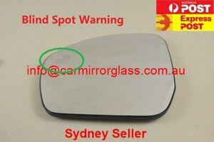 LH MIRROR GLASS FOR LAND ROVER RANGE ROVER SPORT 2013-2020 (BLIND SPOT