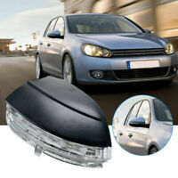 Wing Mirror Indicator LEDTurn Signal Light Cover RightSide Fit VW Golf MK6 09-13