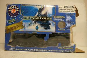 Lionel Santa Fe Flyer Ready to Run G-Gauge Train Set 6-31958 - WITH RAILSOUNDS!