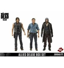 McFarlane The walking dead TV serie - pack 3 figurines - Allies Deluxe Box Set
