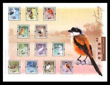 Hong Kong 2006 Definitive Stamps Low Value souvenir sheet MNH 2014