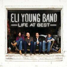 ELI YOUNG BAND-LIFE AT BEST CD NEU