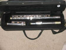 Artley Silver Flute #18-0 with  Case