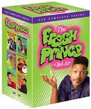The Fresh Prince of Bel-Air ~ Complete Series ~ Season 1-6 ~ NEW 22-DISC DVD SET