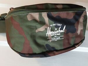 Herschel Supply Co Brand Camo Fanny & Shoulder Pack Style Name Sixteen.  NWT