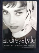 AUDREY STYLE: Audrey Hepburn - the style, the beauty, the life 1999 Large H/B