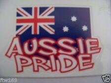 STICKER AUSTRALIA PRIDE FLAG BIKE HELMET UTE 4WD SCOOTER 4DR 5DR 2DR 3DR HATCH S