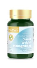 GinSen® Orient Weight Management Metabolism Booster Appetite Suppressant Pills