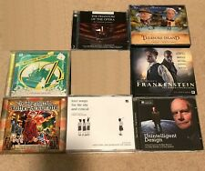 Big Finish Classics & Misc. Audio Dramas - Frankenstein Special Ed. Phantom,Oz +