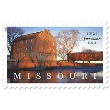 USPS New Missouri Statehood Pane of 20