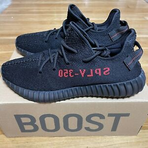 ADIDAS YEEZY BOOST 350 V2 BRED 2020 SIZE 11 CP9652
