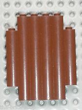 Mur LEGO WESTERN OldBrown wall ref 30140 / Set 6762 6769 6765 6764 6755 6249 ...