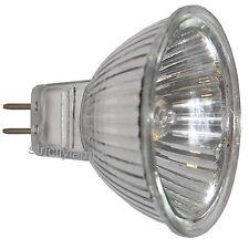 5 x MR16 20w Halogen Light Bulbs 12v Low Voltage bulbs
