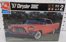 1957 57 CHRYSLER 300C 300 C MOPAR WING AMT MODEL KIT