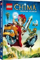 Lego Les légendes de chima saison 1 volume 1 DVD NEUF SOUS BLISTER