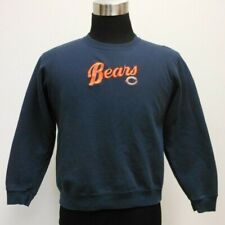 Sewn Script Chicago Bears Crewneck Sweatshirt Women's L Large NFC Football NFL