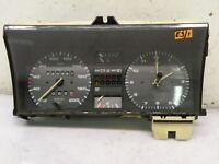 VW JETTA 1990 1.6 TD LHD SPEEDOMETER INSTRUMENT CLUSTER TACHO KM/H 191919033MS