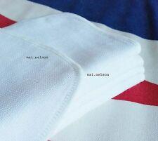 100% cotone Viso in Microfibra Panni Lucidatura Panno Detergente Viso x 5 Made in UK