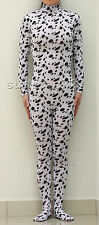 Lycra Spandex Zentai Costume suit Patterns Animals Unitard No Hood & Hands