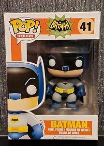 Batman Classic TV Series Funko Pop! Vinyl Figure - Batman 41 - Pop! Heroes