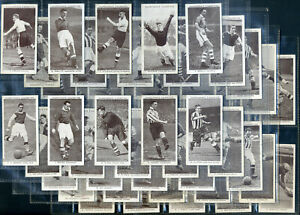 CHURCHMAN'S Cigarette Card Set ASSOCIATION FOOTBALLERS 2nd series 1939 - Shankly