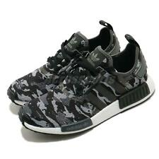 adidas Originals NMD_R1 BOOST Grey Camo Black Men Casual Shoes Sneakers FZ0077