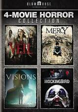 Blumhouse 4-Movie Horror Collection  (Th DVD