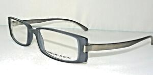 Original Porsche Design P 8005 C Brille (LP380€) Fassung Titan Kunststoff Optik