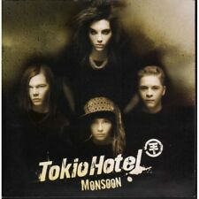 Tokio Hotel ‎Cd'S Singolo Monsoon / Universal Nuovo 0602517339163