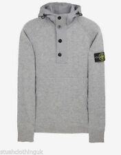 Stone Island Hooded Jumpers for Men
