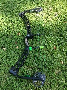 """Elite Energy 35 Compound Hunting Bow 70# 29"""""""