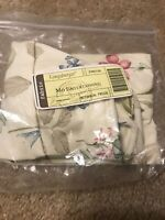 LINER ONLY Medium Entertaining Longaberger Fabric BOTANICAL FIELDS New 2392135