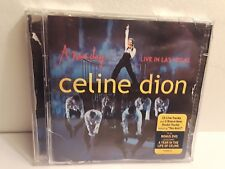 A New Day...Live in Las Vegas by Celine Dion (CD, Jun-2004, DVD Only)