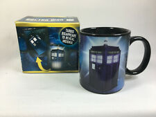 Dr Who BBC Heat Changing Tardis Mug Ikon Collectables Brand New in Box