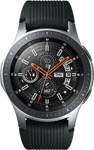 SALE PRICE - Samsung Galaxy Smart Watch Bluetooth 46 mm - Silver - Golf Edition