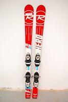 Rossignol Hero FIS GS Pro 124 cm Ski + Rossignol Axium 7 Bindings