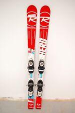 Rossignol Hero FIS GS Pro 124 cm Ski + Rossignol Axium JR 7 Bindings