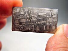 Niedrig Preis! Sensationelle Scheibe! Muonionalusta Swedish Eisen Meteorit 11.6