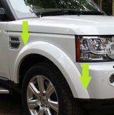 Rueda Delantera Arco Trim moldeo para Land Rover Discovery 4 LR010632 ala de plástico