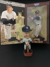 MICKEY MANTLE - '92 Sam's Bobble Head & '97 Cooperstown Starting Lineup