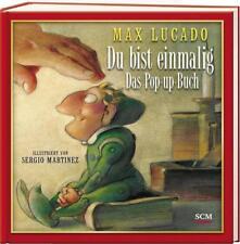 Du bist einmalig - Das Pop-up-Buch von Max Lucado (2016, Gebundene Ausgabe)