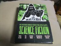 "COFFRET 5 DVD ""RETRO CULTURE : SCIENCE-FICTION"" things to come, the wasp woman,"